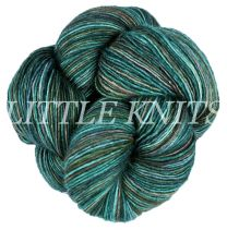 Madeline Tosh Merino Light - Teal & Silver - (One of a Kind)