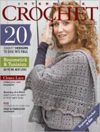 Interweave Crochet- 2011 Fall
