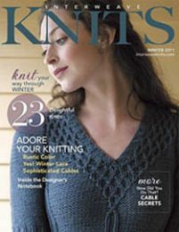 Interweave Knits- 2011 Winter