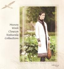 Manos Wool Clasica Naturals Collection Cover