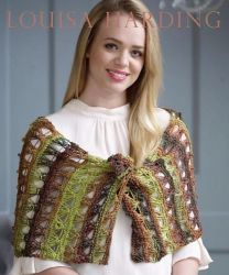 A Marmo Pattern - Leone Wrap FREE with Purchases of 3 or more skeins of Marmo (One Pattern for each 5 Skein Purchase Please)