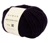 Rowan Softest Merino Wool - Midnight (Color #04)