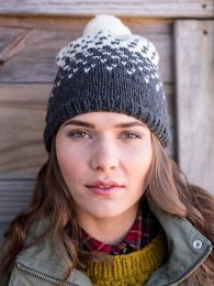 Mika - A Berroco Catena Pattern - FREE WITH PURCHASES OF 2 SKEINS OF CATENA (PDF File)