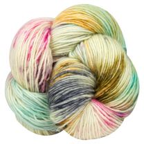 Mineville Wool Merino Single Ply DK - Watercolor (Color #42D)