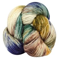 Mineville Wool Merino Single Ply DK - Rainforest (Color #44D)