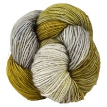 Mineville Wool Merino Single Ply DK - Mossy Rock (Color #47)