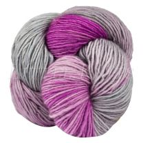Mineville Wool Merino Single Ply DK - Silver Lilac (Color #50 Lot A)