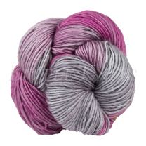 Mineville Wool Merino Single Ply DK - Silver Lilac (Color #50 Lot B)