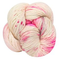 Mineville Wool Merino Single Ply DK - Cotton Candy (Color #50D)