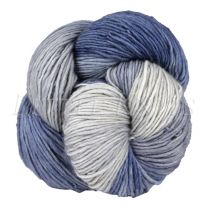 Mineville Wool Merino Single Ply DK - Stormy Skies (Color #51)