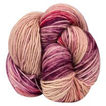 Mineville Wool Merino Single Ply DK - Vino (Color #52D)