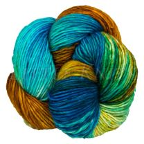 Mineville Wool Merino Single Ply DK - Supernova (Color #76D)