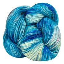 Mineville Wool Merino Single Ply DK - Sea Dreams (Color #78D)