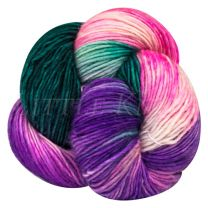 Mineville Wool Merino Single Ply DK - Unicorn Mane (Color #79D)