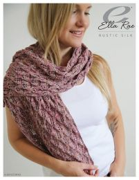 Misty Falls - Free with purchases of 3 or More skeins of Rustic Lace (PDF File)