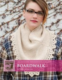 Juniper Moon Farm Moonshine - Boardwalk Wrap by Pamela Wynne