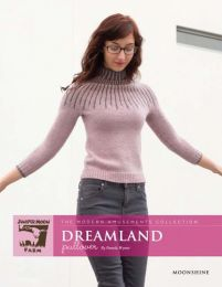 Juniper Moon Farm Moonshine - Dreamland Pullover by Pamela Wynne