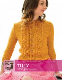 Juniper Moon Farm Moonshine - Tilly Cardigan by Pamela Wynne