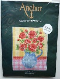 Anchor Needlepoint Tapestry Kit - Fall Leaves
