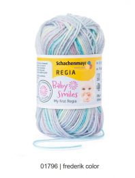 Baby Smiles My first Regia - Frederik (Color #1796)