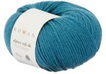 Rowan Alpaca Soft DK - Naples Blue (Color #217)