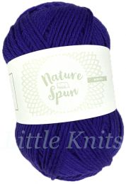 Brown Sheep Nature Spun Worsted - Sapphire - FULL BAG SALE (5 Skeins)
