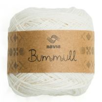 Navia Bummull - Wool White (Color# 401)