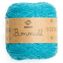 Navia Bummull - Turquoise (Color# 407)