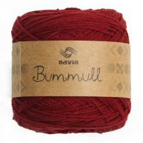 Navia Bummull - Cherry Red (Color# 414)