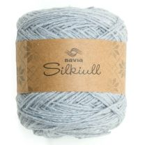 Navia Silkiull - Light Grey (Color #602)