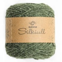 Navia Silkiull - Nettle Green (Color #611)