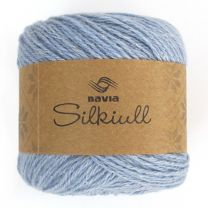 Navia Silkiull - Dusky Blue (Color #618)
