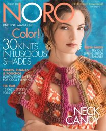 Noro Knitting Magazine Spring/Summer 2017 (Issue #10)