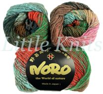 Noro Kureyon - Woodstock (Color #407)