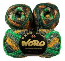 Noro Silk Garden Sock - Kingstone (Color #449)