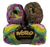 Noro Silk Garden Sock - Ventura (Color #454)