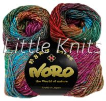 Noro Silk Garden - Color #381
