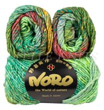 Noro Silk Garden - Serpentine (Color #461)