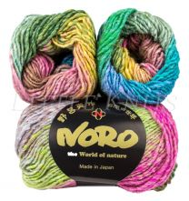Noro Silk Garden - Carnival (Color #463)