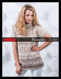 Nozomi Tunic - FREE Purchase of Noro Tennen (One free pattern per purchase please)
