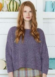 KIT - Orchid by Marie Wallin (Sizes S-XXL) - Ships Free Within Contiguous U.S.
