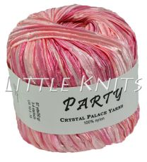 Crystal Palace Party Ribbon - Tulip Petals (Color #405)