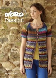 Noro Passion - By Jane Ellison