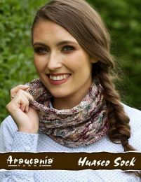 Pepper Cowl - Free Download with Huasco Purchase of 1 or more skeins