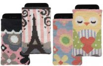 Anchor iStyle Needlepoint Tapestry Kit - Phone Holders