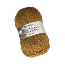 West Yorkshire Spinners Bluefaced Leicester Aran - Honey (Color #289)