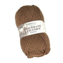 West Yorkshire Spinners Bluefaced Leicester Aran - Mocha (Color #662)