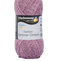 Schachenmayr Fashion Summer Ombre - Pflaume (Color #81)