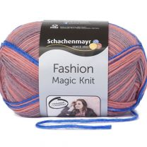 Schachenmayr Fashion Magic Knit - Berry Stripe (Color #85) - FULL BAG SALE (5 Skeins)