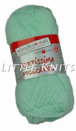 Schoeller & Stahl Fortissima Piccolino - Light Seafoam Green (Color #05)